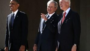 Ex-presidentes norte-americanos promovem vacinação contra a Covid-19, com exceção de Trump