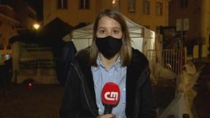 Chef Ljubomir tem alta e regressa ao protesto junto à Assembleia da República