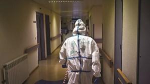 Portugal regista 450 novos casos em dia sem mortos por Covid-19