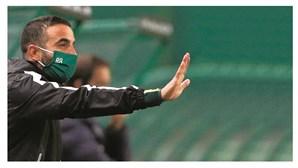 """Rúben Amorim reage a ataque do FC Porto: """"Só vemos verde"""""""