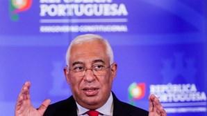 Governo vai puxar o 'travão de mão' antes do Natal caso situação se agrave, garante Costa