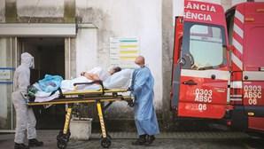 Hospital Militar do Porto recebe 137 doentes com Covid-19