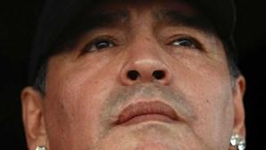 Revelada a verba que voava todos os meses da conta de Maradona e que alimentava 50 famílias