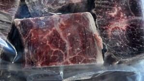 ASAE apreende seis toneladas de carne em duas empresas de Loulé e Viseu