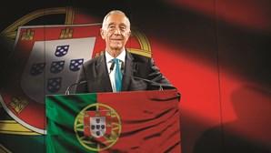 """""""Sou o mesmo que avançou há cinco anos"""", diz Marcelo na recandidatura à Presidência"""