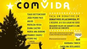 VilacomVida realiza o primeiro Concerto Solidário de Natal em formato online em Portugal