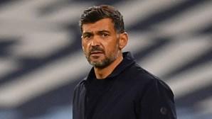 Sérgio Conceição acredita em Moreirense motivado com jogo contra FC Porto após saída de César Peixoto