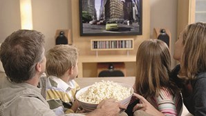 Nove em cada dez famílias portuguesas têm televisão paga
