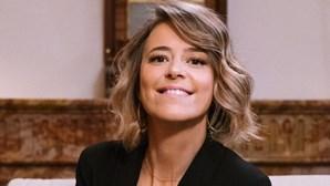 """Leonor Poeiras apanha susto com a saúde: """"Encontrei uns caroços na maminha"""""""