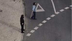 Megaoperação com mais de 100 polícias após tiroteio no Barreiro. Há um detido