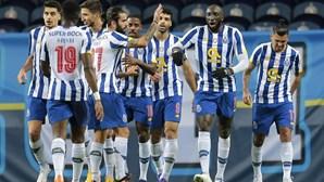 Taremi e Marega marcam e garantem avanço dos Dragões na Taça de Portugal. Veja os lançes