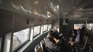 Greve parcial na Transtejo/Soflusa condiciona barcos entre Lisboa e Margem Sul