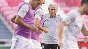 Arsenal de boa memória para o Benfica
