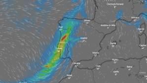 Proteção Civil alerta para mau tempo nas próximas 24 horas e deixa recomendações. Saiba quais