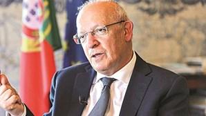 """Portugal """"lutará até ao último minuto"""" pelo pacto migratório, diz ministro dos Negócios Estrangeiros"""
