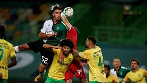 Sporting derrota Mafra por 2-0 na Taça da Liga. Veja os vídeos dos golos