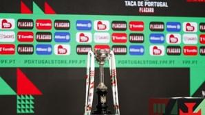 FC Porto com ligeira vantagem sobre o Braga e Benfica com pé na final da Taça