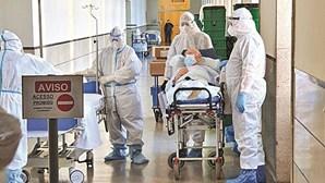 Surto de Covid-19 com 10 infetados encerra Serviço de Urgência Básica de Moura