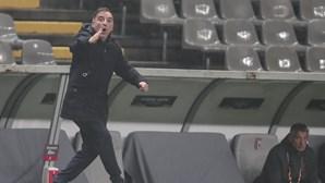 """Carlos Carvalhal diz que Braga """"é capaz de fazer melhor"""" diante do FC Porto"""
