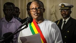 """Guiné-Bissau """"não voltará a estar perturbado"""" por golpes de Estado, garante Presidente da República"""