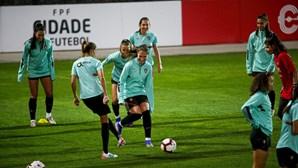 Portugal defronta Escócia a caminho dos 'play-offs' de acesso ao Europeu feminino de futebol