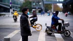 China com sete casos de Covid-19 em 24 horas, todos oriundos do exterior