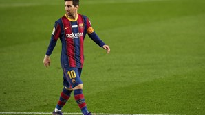 Messi deixa FC Barcelona