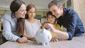 Famílias com 4000 euros para enfrentar crise