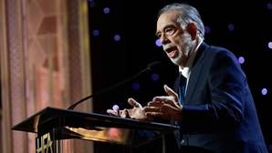 "Francis Ford Coppola: ""Não tenho talento de Spielberg ou Polanski"""