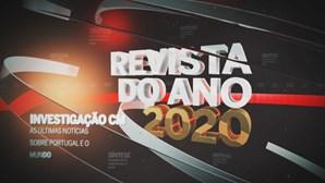 Revista do Ano: Recorde um 2020 marcado pela pandemia de Covid-19