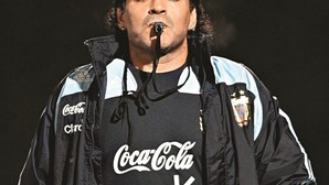 Psicológo de Maradona defende que o seu trabalho nada teve a ver com a morte do ex-jogador