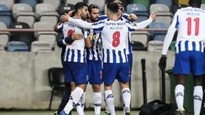 FC Porto triunfa no 'Super-Clássico' e levanta a 22.ª Supertaça em Aveiro