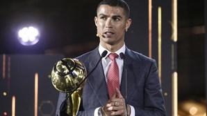 """Governo da Madeira diz que Cristiano Ronaldo traduz a """"firmeza dos ilhéus"""""""
