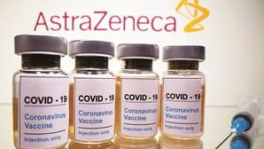 Vacina da AstraZeneca vai ser utilizada em pessoas até aos 65 anos