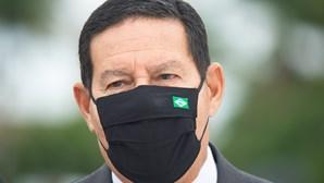 Vice-Presidente do Brasil testa positivo à Covid-19