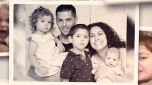 32 dias fechado em casa: Hélder Oliveira foi pai e mãe durante mais de um mês devido à Covid-19