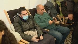 Empresários da restauração em greve de fome à frente da Assembleia da República