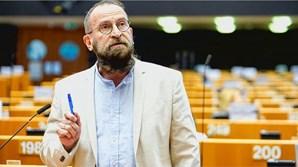 Eurodeputado húngaro de extrema-direita, József Szájer
