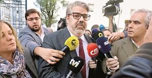 Gonçalves saiu do Benfica no caso E-Toupeira