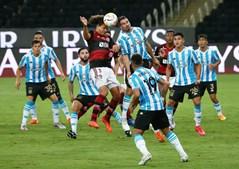 Flamengo eliminado pelo Racing nos oitavos de final da Taça Libertadores