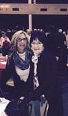Lizanne Jennings com a mãe