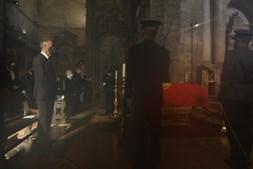 Cerimónias fúnebres decorreram na igreja do Mosteiro dos Jerónimos