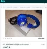 Auscultadores do Lidl à venda por 2500 euros