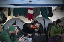 Movimento 'A Pão e Água' critica Governo e mantém greve de fome pelo sétimo dia consecutivo