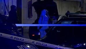 Homem morre baleado no maxilar no Barreiro