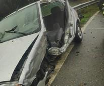 Colisão entre carros faz dois feridos em Monção. Há uma vítima em estado grave