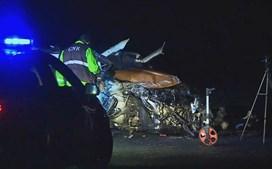 Jovem de 21 anos morre em violento acidente na A1 em Santarém. Há três feridos