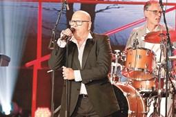 Paulo Gonzo canta dia 13 em Torres Novas
