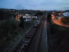 Descarrilamento de comboio condiciona linha do Norte entre Oiã e Oliveira do Bairro
