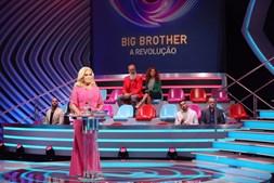 Teresa Guilherme apresenta 'Big Brother - A Revolução'